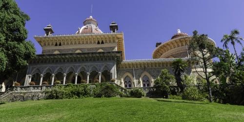 Дворецът Монсерат, Синтра