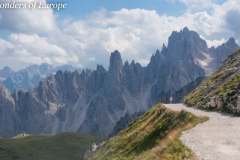 """Национален парк """"Tre cime di Lavaredo"""""""