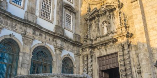 Църквата Свети Франциск, Порто