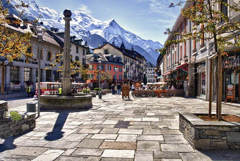 Chamonix-Village