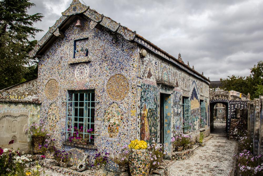 La+Maison+Picassiette,+Chartres