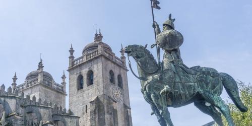 Катедралата на Порто